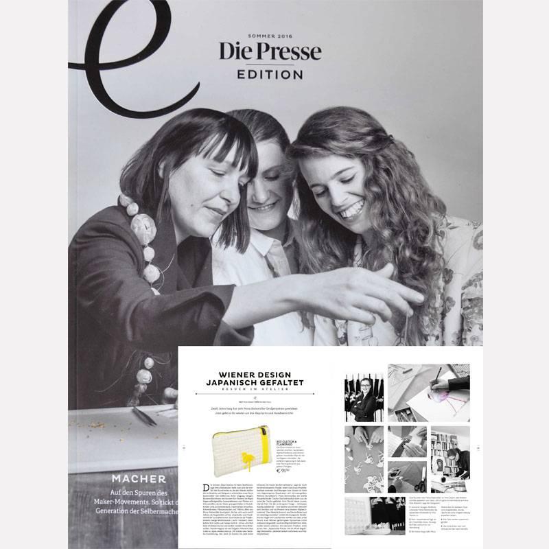 die Presse Künstler Veröffentlichung