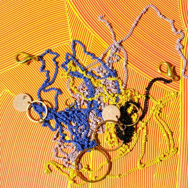 armband ketten gold rose hiphop sklave design