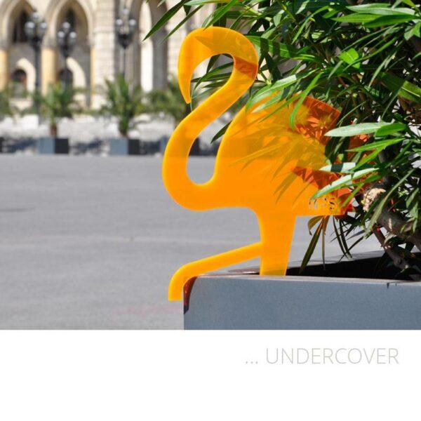 Flamingo Garten Accessoires bunt Design