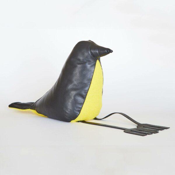 Design Accessoires Tier Leder