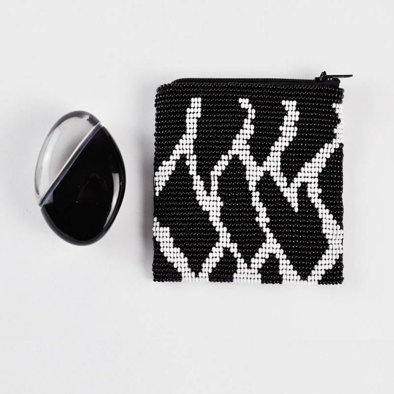 MÆX bag stein bergkristall obsidian tasche mexiko design - Petra Stelzmueller