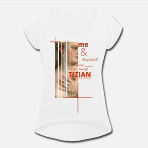 Tizian shirt petra stelzmueller frau in der gesellschaft